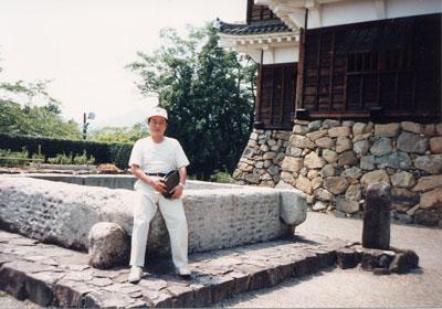 福知山城豊磐の井戸