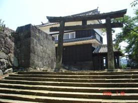 臼杵城 畳櫓