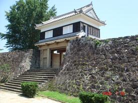 臼杵城 大門