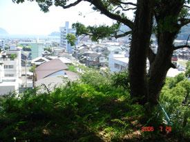 臼杵城 亀首櫓