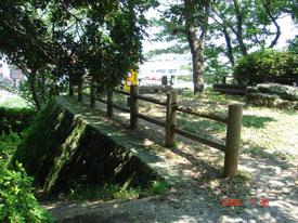 臼杵城 海雲櫓跡