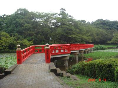 岩槻城 八つ橋
