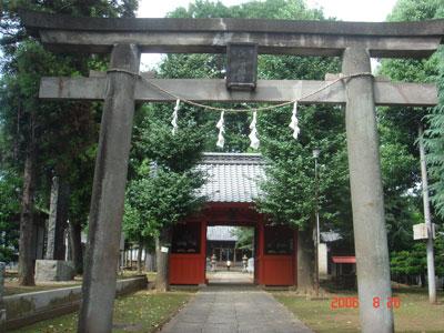 赤塚 諏訪神社