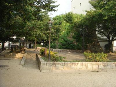 桜城 隅櫓跡