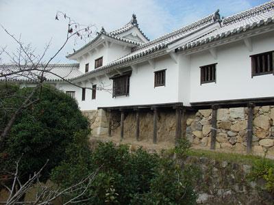姫路城西の丸渡櫓