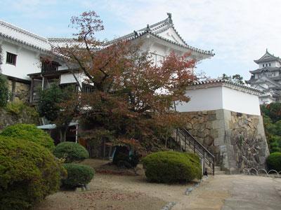 姫路城化粧櫓