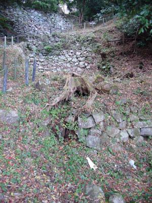 高取城 七つ井戸