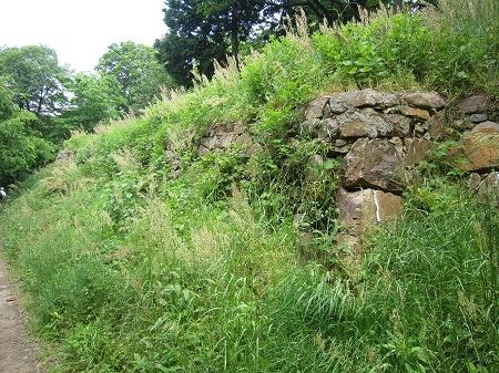 35二の丸石垣2