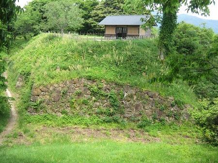 35二の丸石垣