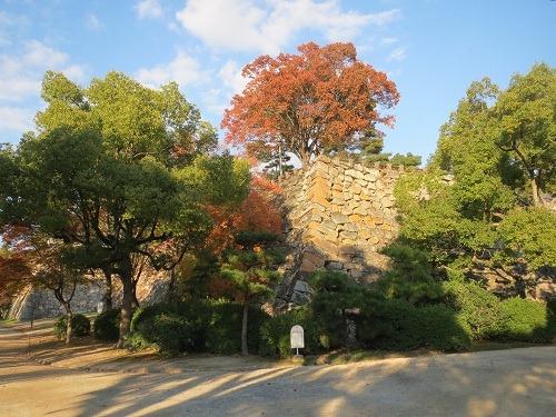 大納戸櫓石垣