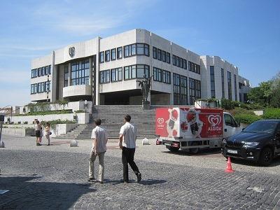 スロヴァキア国会議事堂