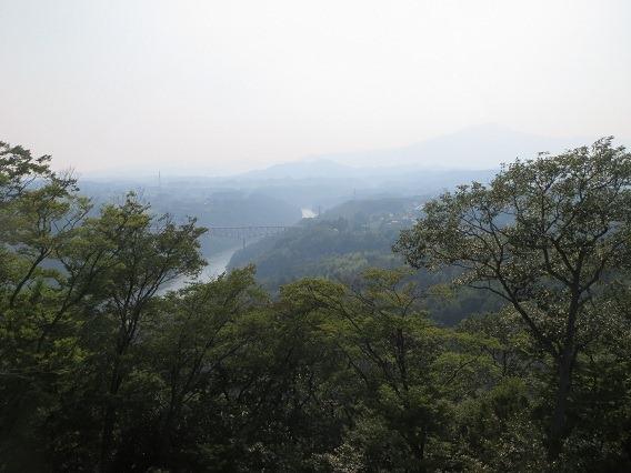 51天守からの眺望2