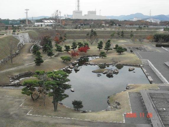 くつろぎ池泉