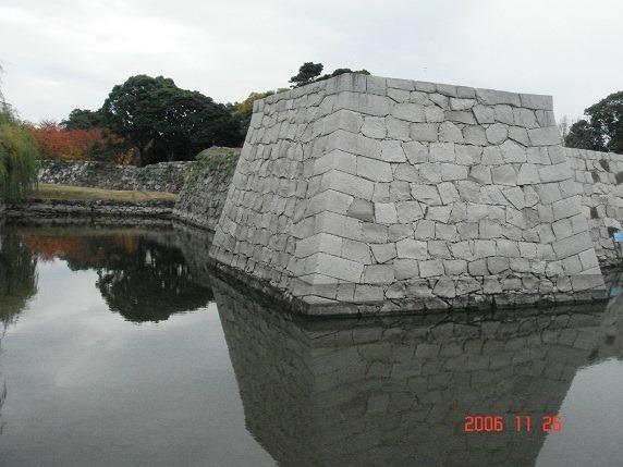 二の丸北東隅櫓
