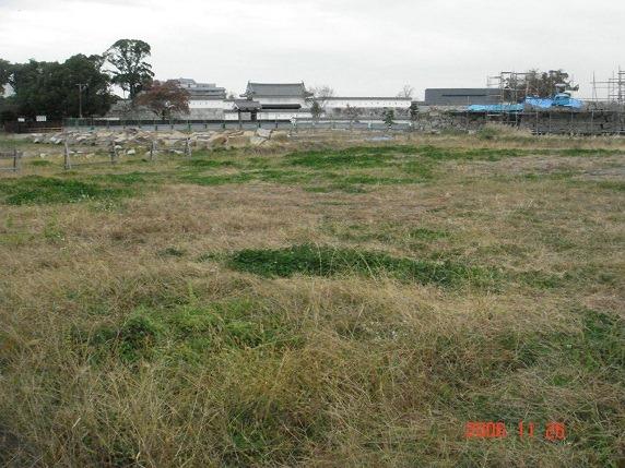 二の丸庭園跡