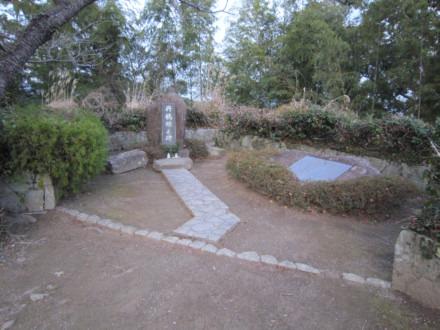 20丹鶴姫の碑