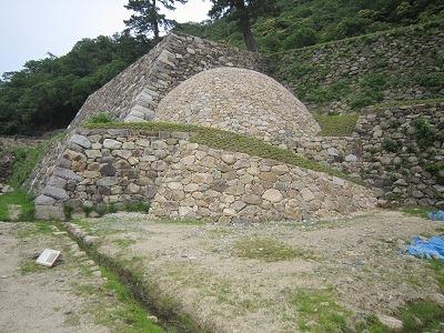 11天球丸巻石垣2