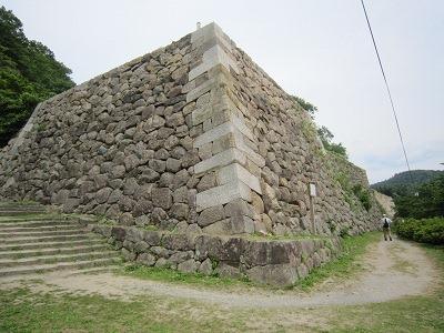 23二の丸三階櫓跡2