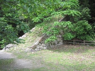 25登り石垣