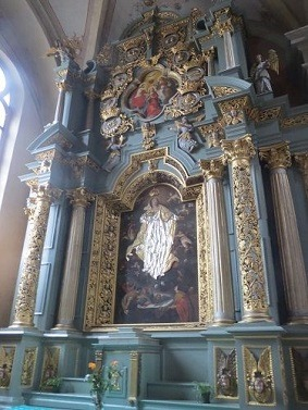 聖ペテロ・パウロ大聖堂内部2