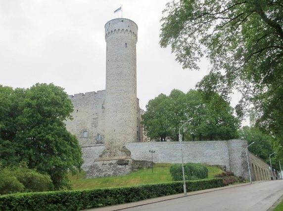 のっぽのヘルマン塔