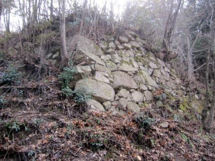 27出丸石垣