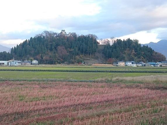 大野城遠景