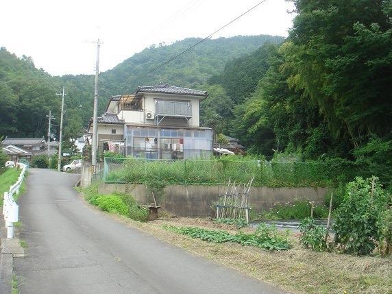03黒井城跡遠景