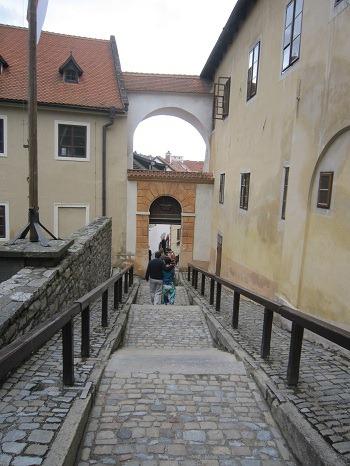 35城の階段