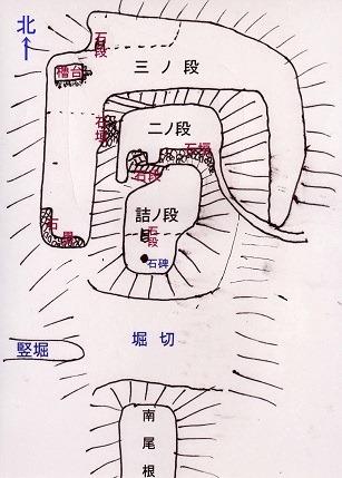 01縄張図
