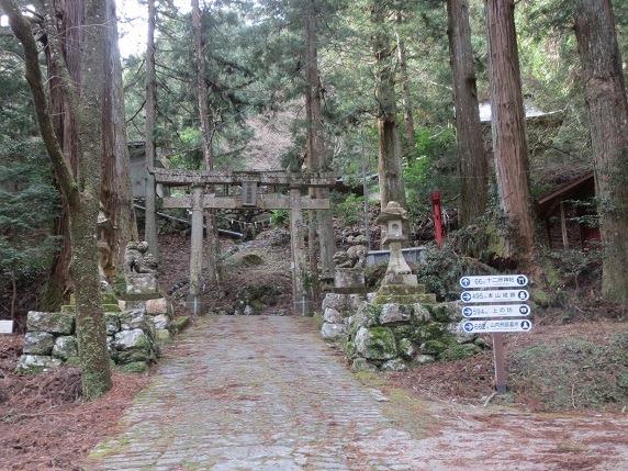 05神社と道標