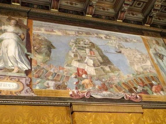 騎士団長の宮殿
