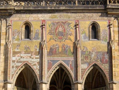 21聖ヴィート大聖堂最後の審判モザイク