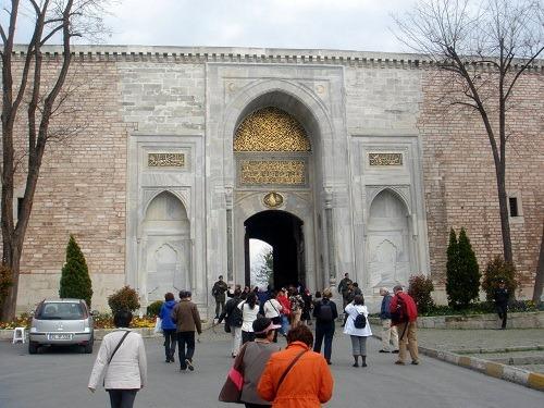 01皇帝の門