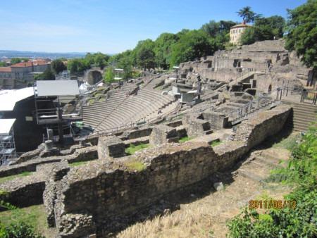 2ローマ遺跡