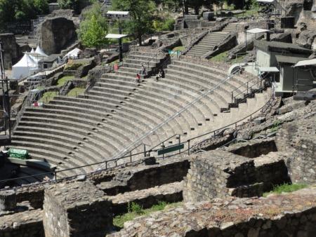 3ローマ円形劇場
