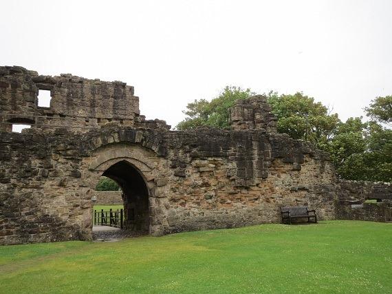 17城内側からmain gate