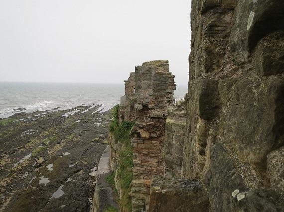 27sea towerから城壁を