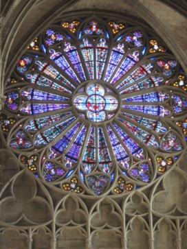 大聖堂ステンドグラス1