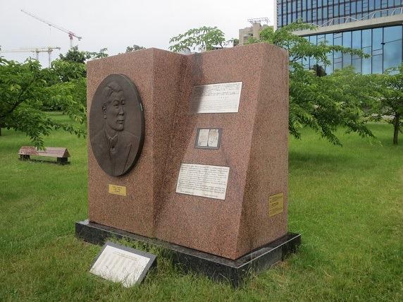 杉原千畝記念モニュメント