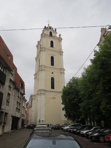 聖ヨハネ教会鐘楼