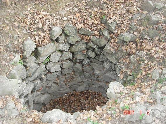 17三の丸井戸跡