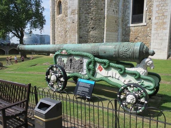 24ポンド・カノン砲