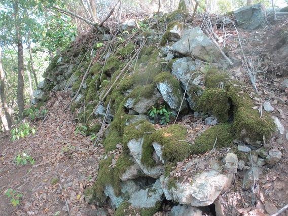 42東面石垣