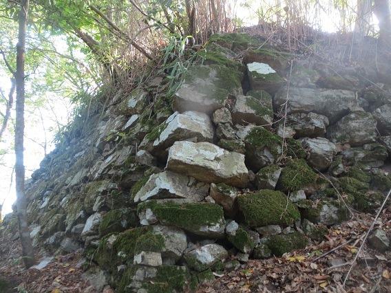 45東面石垣