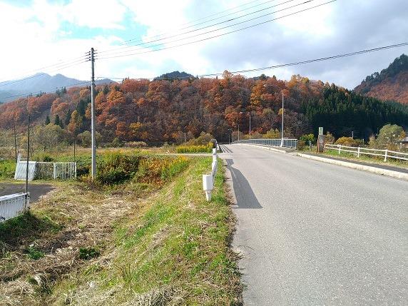 久川城全景