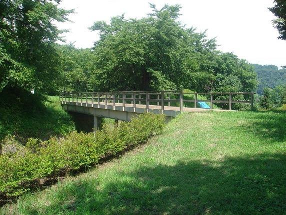 本丸追手門への橋