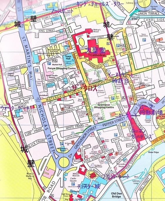 チェスター地図1