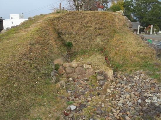 39黒田石垣