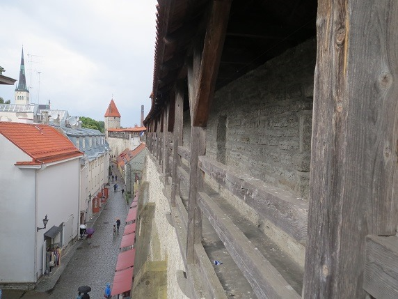東側城壁回廊1